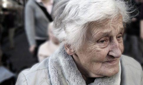 おばあちゃんの介護