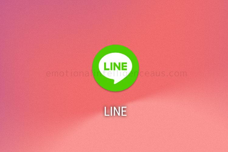 スマホLINEアプリのアイコン