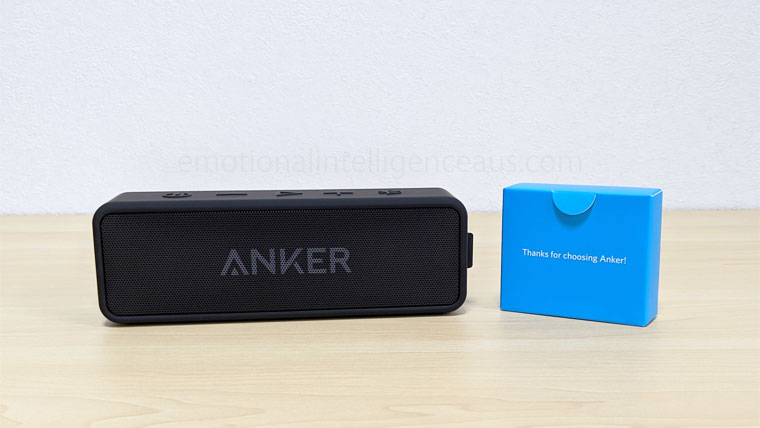 AnkerSoundcore2 レビュー 口コミ